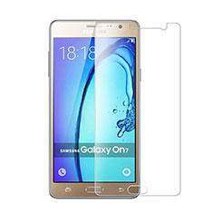 Schutzfolie Displayschutzfolie Panzerfolie Skins zum Aufkleben für Samsung Galaxy On7 G600FY Klar