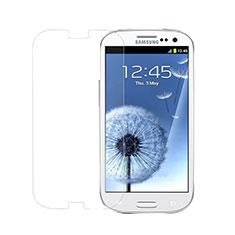 Schutzfolie Displayschutzfolie Panzerfolie Skins zum Aufkleben für Samsung Galaxy S3 i9300 Klar