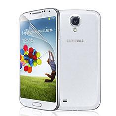 Schutzfolie Displayschutzfolie Panzerfolie Skins zum Aufkleben für Samsung Galaxy S4 IV Advance i9500 Klar