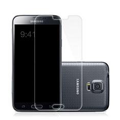 Schutzfolie Displayschutzfolie Panzerfolie Skins zum Aufkleben für Samsung Galaxy S5 G900F G903F Klar