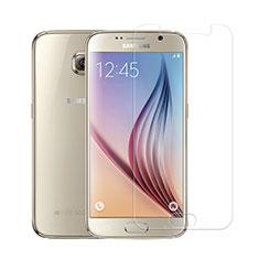 Schutzfolie Displayschutzfolie Panzerfolie Skins zum Aufkleben für Samsung Galaxy S6 SM-G920 Klar