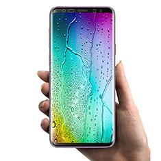 Schutzfolie Displayschutzfolie Panzerfolie Skins zum Aufkleben für Samsung Galaxy S9 Klar