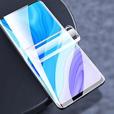 Schutzfolie Displayschutzfolie Panzerfolie Skins zum Aufkleben Full Coverage F01 für Huawei Enjoy 10 Plus Klar