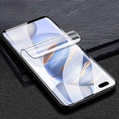 Schutzfolie Displayschutzfolie Panzerfolie Skins zum Aufkleben Full Coverage F01 für Huawei Honor 30 Pro Klar