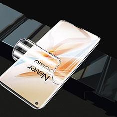 Schutzfolie Displayschutzfolie Panzerfolie Skins zum Aufkleben Full Coverage F01 für OnePlus 8 Pro Klar