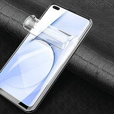 Schutzfolie Displayschutzfolie Panzerfolie Skins zum Aufkleben Full Coverage F01 für Realme X50 Pro 5G Klar