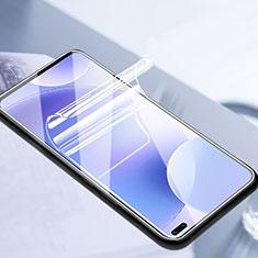 Schutzfolie Displayschutzfolie Panzerfolie Skins zum Aufkleben Full Coverage F01 für Xiaomi Poco X2 Klar