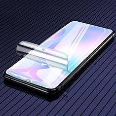 Schutzfolie Displayschutzfolie Panzerfolie Skins zum Aufkleben Full Coverage F01 für Xiaomi Redmi 9i Klar