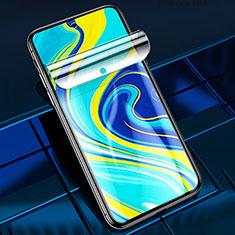 Schutzfolie Displayschutzfolie Panzerfolie Skins zum Aufkleben Full Coverage F01 für Xiaomi Redmi Note 9S Klar