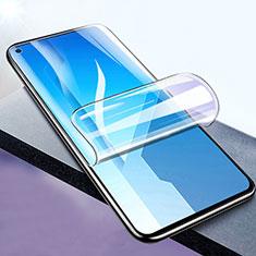 Schutzfolie Displayschutzfolie Panzerfolie Skins zum Aufkleben Full Coverage F02 für Huawei Honor Play4 5G Klar