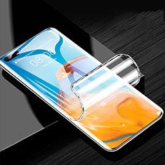 Schutzfolie Displayschutzfolie Panzerfolie Skins zum Aufkleben Full Coverage F02 für Huawei P40 Pro+ Plus Klar