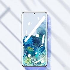 Schutzfolie Displayschutzfolie Panzerfolie Skins zum Aufkleben Full Coverage F02 für Samsung Galaxy S21 5G Klar