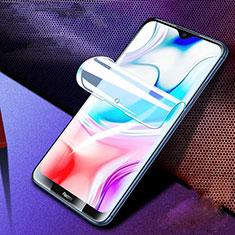 Schutzfolie Displayschutzfolie Panzerfolie Skins zum Aufkleben Full Coverage F02 für Xiaomi Redmi 8 Klar