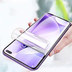 Schutzfolie Displayschutzfolie Panzerfolie Skins zum Aufkleben Full Coverage F02 für Xiaomi Redmi K30 5G Klar