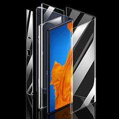 Schutzfolie Displayschutzfolie Panzerfolie Skins zum Aufkleben Full Coverage F03 für Huawei Mate Xs 5G Klar