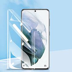 Schutzfolie Displayschutzfolie Panzerfolie Skins zum Aufkleben Full Coverage F03 für Samsung Galaxy S21 5G Klar