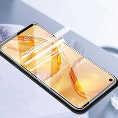Schutzfolie Displayschutzfolie Panzerfolie Skins zum Aufkleben Full Coverage F06 für Huawei P40 Lite Klar