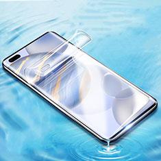 Schutzfolie Displayschutzfolie Panzerfolie Skins zum Aufkleben Full Coverage für Huawei Honor 30 Pro Klar