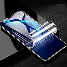 Schutzfolie Displayschutzfolie Panzerfolie Skins zum Aufkleben Full Coverage für Huawei Honor X10 Max 5G Klar