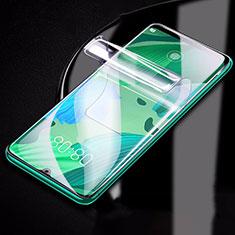 Schutzfolie Displayschutzfolie Panzerfolie Skins zum Aufkleben Full Coverage für Huawei Nova 5i Klar