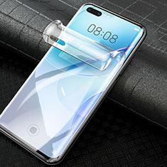Schutzfolie Displayschutzfolie Panzerfolie Skins zum Aufkleben Full Coverage für Huawei Nova 8 Pro 5G Klar