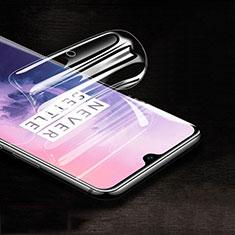 Schutzfolie Displayschutzfolie Panzerfolie Skins zum Aufkleben Full Coverage für OnePlus 7 Klar