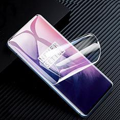 Schutzfolie Displayschutzfolie Panzerfolie Skins zum Aufkleben Full Coverage für OnePlus 7T Pro 5G Klar