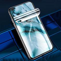 Schutzfolie Displayschutzfolie Panzerfolie Skins zum Aufkleben Full Coverage für OnePlus Nord Klar