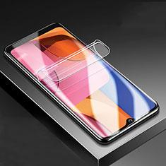 Schutzfolie Displayschutzfolie Panzerfolie Skins zum Aufkleben Full Coverage für Samsung Galaxy A20s Klar