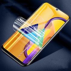 Schutzfolie Displayschutzfolie Panzerfolie Skins zum Aufkleben Full Coverage für Samsung Galaxy M30s Klar
