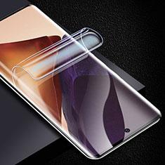 Schutzfolie Displayschutzfolie Panzerfolie Skins zum Aufkleben Full Coverage für Samsung Galaxy Note 20 5G Klar