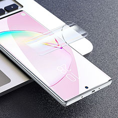 Schutzfolie Displayschutzfolie Panzerfolie Skins zum Aufkleben Full Coverage für Samsung Galaxy S20 Klar