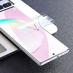 Schutzfolie Displayschutzfolie Panzerfolie Skins zum Aufkleben Full Coverage für Samsung Galaxy S20 Plus 5G Klar