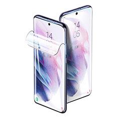 Schutzfolie Displayschutzfolie Panzerfolie Skins zum Aufkleben Full Coverage für Samsung Galaxy S21 Plus 5G Klar