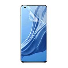 Schutzfolie Displayschutzfolie Panzerfolie Skins zum Aufkleben Full Coverage für Xiaomi Mi 11 5G Klar