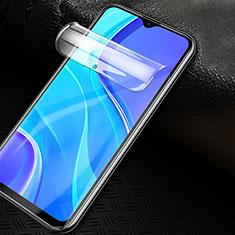 Schutzfolie Displayschutzfolie Panzerfolie Skins zum Aufkleben Full Coverage für Xiaomi Redmi 9A Klar