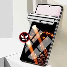 Schutzfolie Displayschutzfolie Panzerfolie Skins zum Aufkleben Full Coverage Privacy A01 für Samsung Galaxy S21 5G Klar