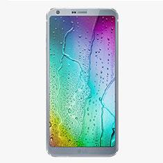 Schutzfolie Displayschutzfolie Panzerfolie Skins zum Aufkleben Gehärtetes Glas Glasfolie 3D für LG G6 Klar