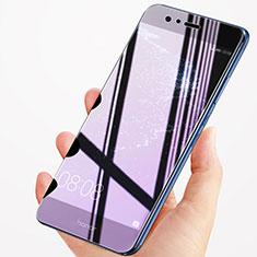 Schutzfolie Displayschutzfolie Panzerfolie Skins zum Aufkleben Gehärtetes Glas Glasfolie Anti Blue Ray B01 für Huawei Honor V8 Blau