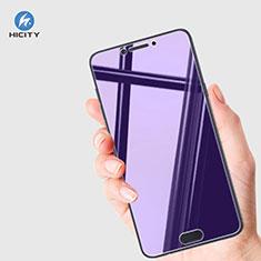 Schutzfolie Displayschutzfolie Panzerfolie Skins zum Aufkleben Gehärtetes Glas Glasfolie Anti Blue Ray B01 für Samsung Galaxy C5 Pro C5010 Blau