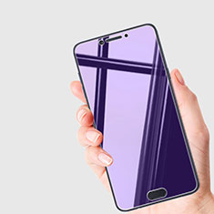 Schutzfolie Displayschutzfolie Panzerfolie Skins zum Aufkleben Gehärtetes Glas Glasfolie Anti Blue Ray B01 für Samsung Galaxy C7 Pro C7010 Blau