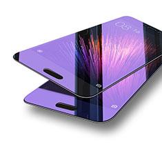 Schutzfolie Displayschutzfolie Panzerfolie Skins zum Aufkleben Gehärtetes Glas Glasfolie Anti Blue Ray B01 für Xiaomi Mi 5C Blau