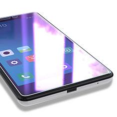Schutzfolie Displayschutzfolie Panzerfolie Skins zum Aufkleben Gehärtetes Glas Glasfolie Anti Blue Ray B01 für Xiaomi Redmi Note 4G Blau