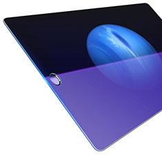 Schutzfolie Displayschutzfolie Panzerfolie Skins zum Aufkleben Gehärtetes Glas Glasfolie Anti Blue Ray B02 für Apple New iPad 9.7 (2018) Klar