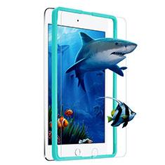Schutzfolie Displayschutzfolie Panzerfolie Skins zum Aufkleben Gehärtetes Glas Glasfolie Anti Blue Ray F01 für Apple iPad Mini 4 Blau