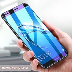 Schutzfolie Displayschutzfolie Panzerfolie Skins zum Aufkleben Gehärtetes Glas Glasfolie Anti Blue Ray für Huawei Enjoy 7 Klar