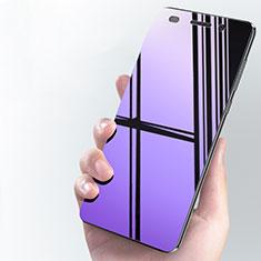 Schutzfolie Displayschutzfolie Panzerfolie Skins zum Aufkleben Gehärtetes Glas Glasfolie Anti Blue Ray für Huawei Honor Holly 3 Blau