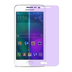 Schutzfolie Displayschutzfolie Panzerfolie Skins zum Aufkleben Gehärtetes Glas Glasfolie Anti Blue Ray für Samsung Galaxy A3 SM-300F Klar
