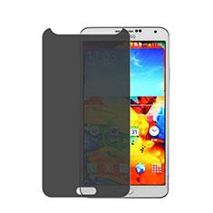 Schutzfolie Displayschutzfolie Panzerfolie Skins zum Aufkleben Gehärtetes Glas Glasfolie Anti Blue Ray für Samsung Galaxy Note 3 N9000 Blau