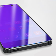 Schutzfolie Displayschutzfolie Panzerfolie Skins zum Aufkleben Gehärtetes Glas Glasfolie Anti Blue Ray für Xiaomi Mi 4 Blau